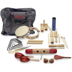 Junior Percussion Kit with Bag - FREE DELIVERY