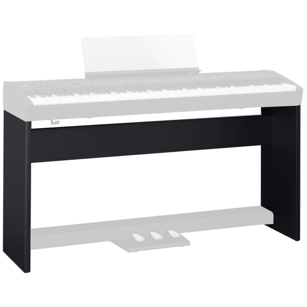 Roland KSC72 Stand for FP60 Digital Pianos, Black - Free Delivery