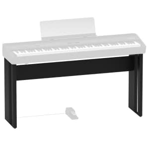 Roland KSC90 Stand for FP90 Digital Pianos, Black - Free Delivery