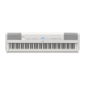 Yamaha P515 Portable Digital Piano, White - Free Delivery - PRICE MATCH GUARANTEE