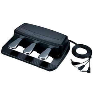 Roland RPU3 Pedal Unit for FP50, FP60, FP90 and RD2000, Black - Free Delivery
