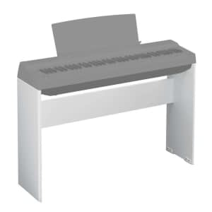 Yamaha L121 Stand for P121 Digital Piano, White - Free Delivery