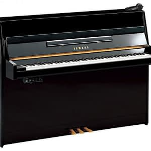 Yamaha B1 SG2 Silent Upright Piano, Polished Ebony - Free Delivery - PRICE MATCH GUARANTEE