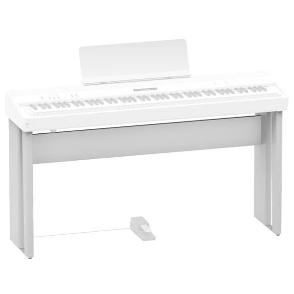 Roland KSC90 Stand for FP90 Digital Pianos, White - Free Delivery