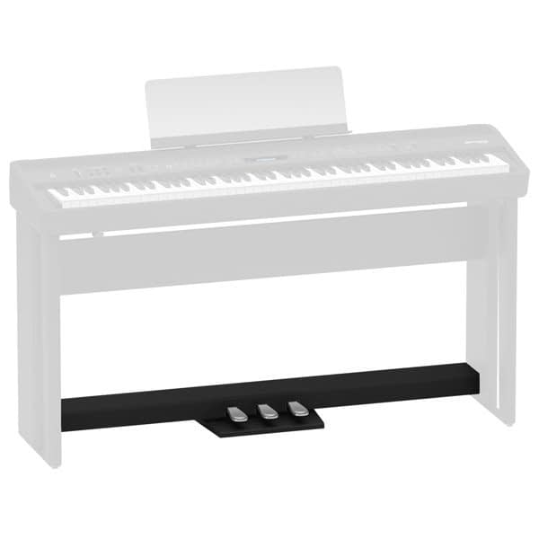 Roland KPD-90 Pedal Unit for FP-60 and FP-90 Digital Piano, Black - Free Delivery
