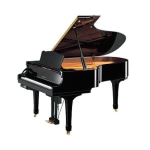 Yamaha C6X EN PRO Disklavier Grand Piano, Polished Ebony - Free Delivery - PRICE MATCH GUARANTEE