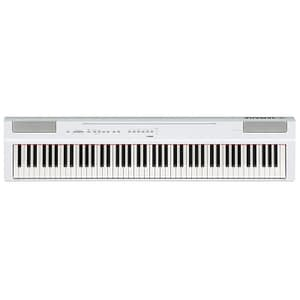 Yamaha P-125 Portable Digital Piano, White - Free Delivery - PRICE MATCH GUARANTEE