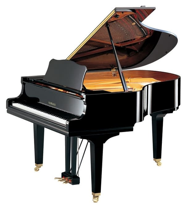 Yamaha GC2 Baby Grand Piano, Polished Ebony - Free Delivery - PRICE MATCH GUARANTEE